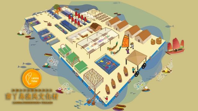 南丫島漁民文化村