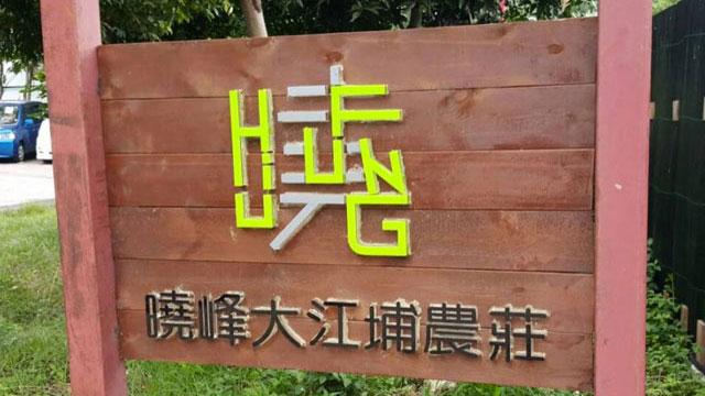 大江埔農莊